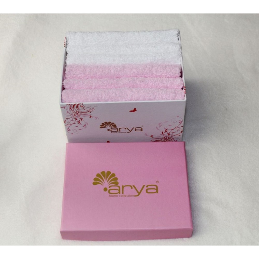 Полотенце Arya в коробке Gift 6 пр 30*30
