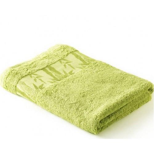 Полотенце Экотекс Бамбук 70*130 салатовый (Luttuce Green) Индия