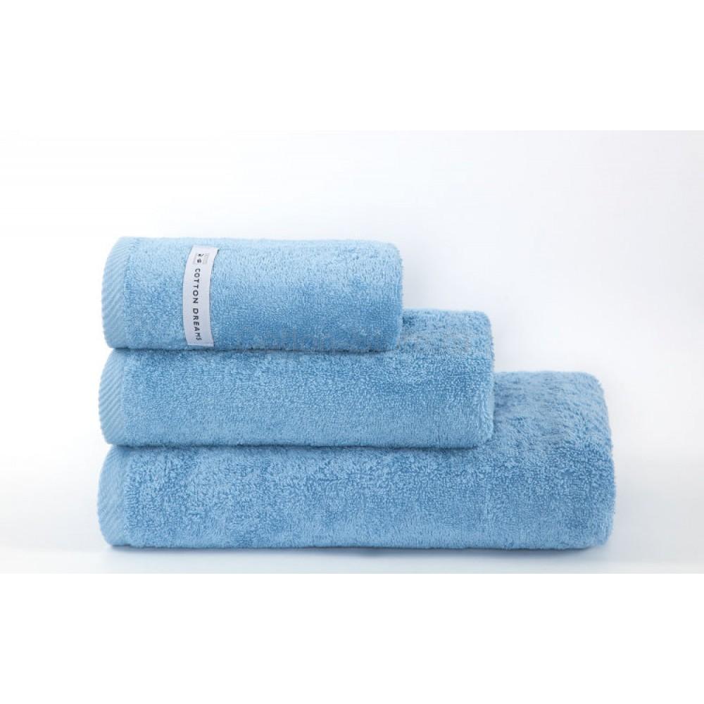 Полотенце B.N. Франция 40*60   BLUE - голубой