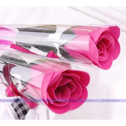 Сувенир Роза (натуральное туалетное мыло)
