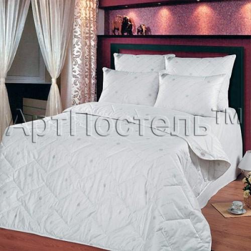 Одеяло АртП Бамбук  1,5сп 140*205 тик 100%хл