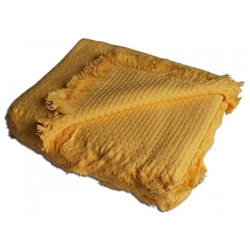 Плед Buddemeyer 220*250 1408 желтый