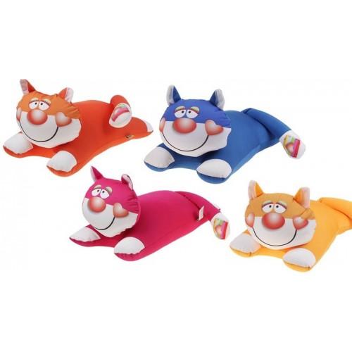 Подушка-игрушка Кот сердечный