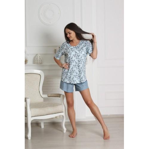 Золотое руно Пижама Флорист шорты